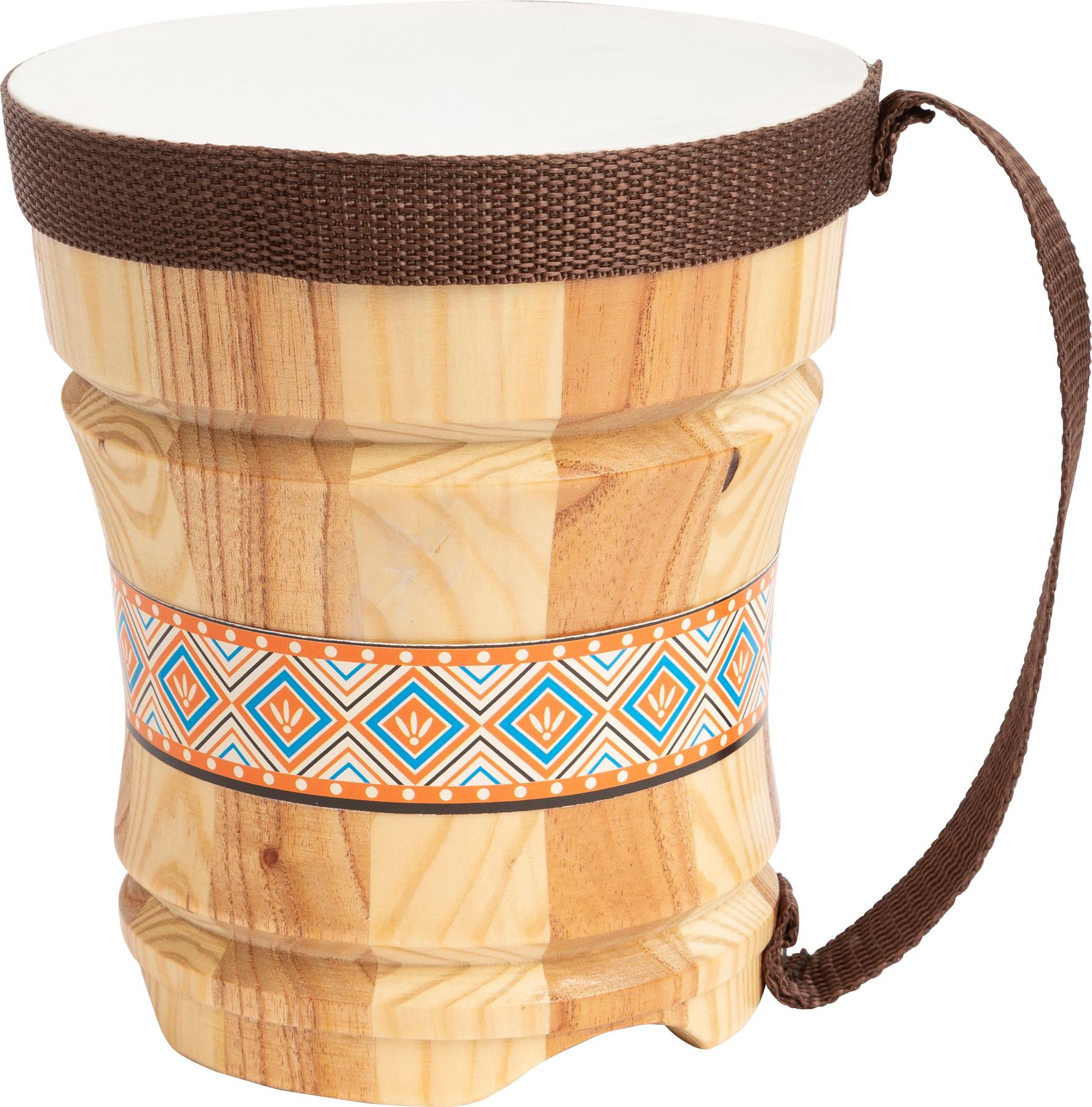 Small Foot Dřevěné bongo
