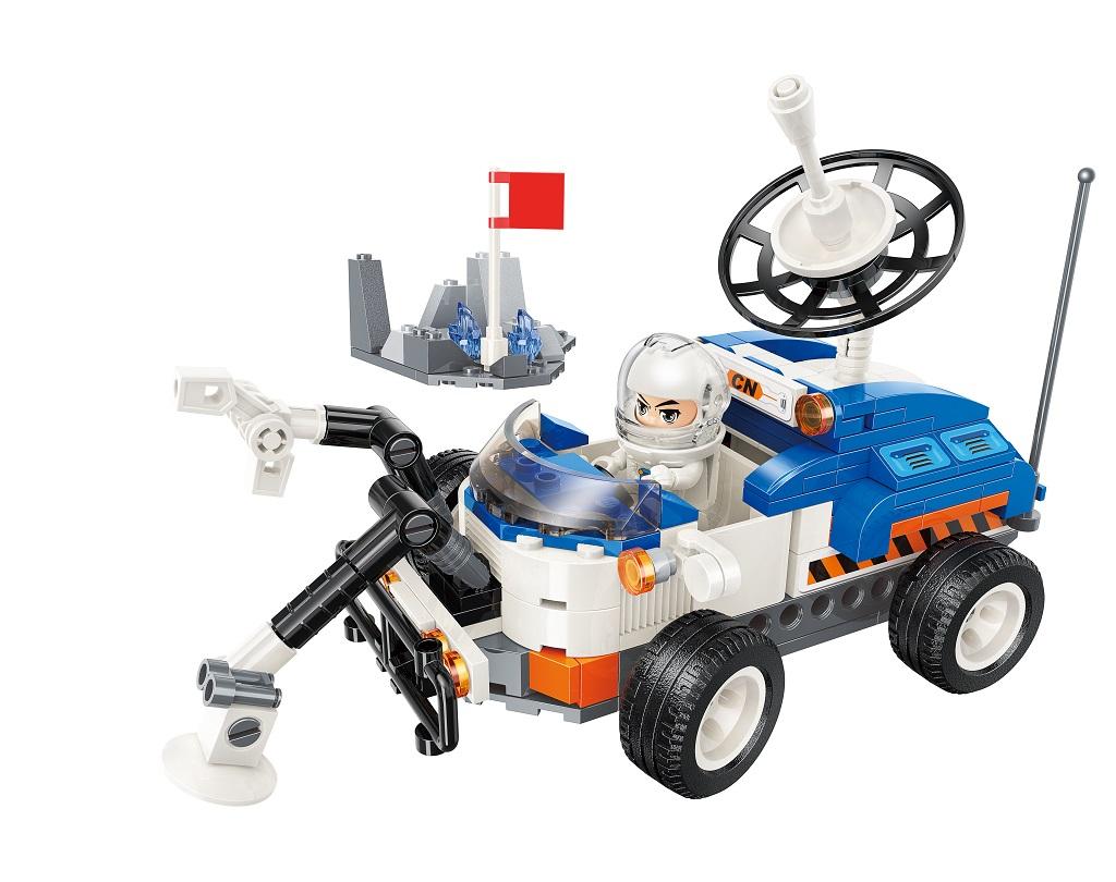 Qman MineCity 1138 Měšíční vůz