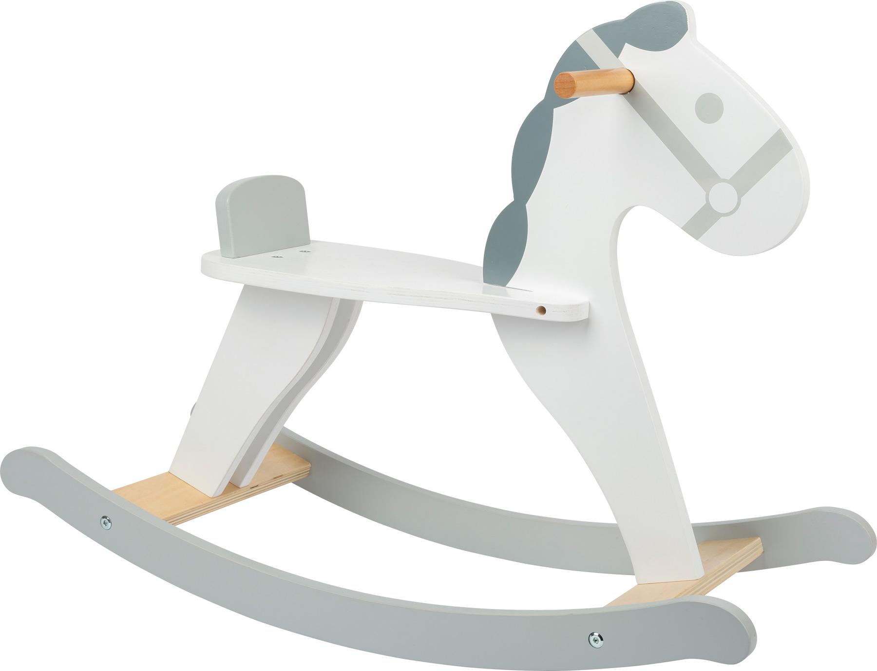 Small Foot Dřevěný houpací koník Skandi