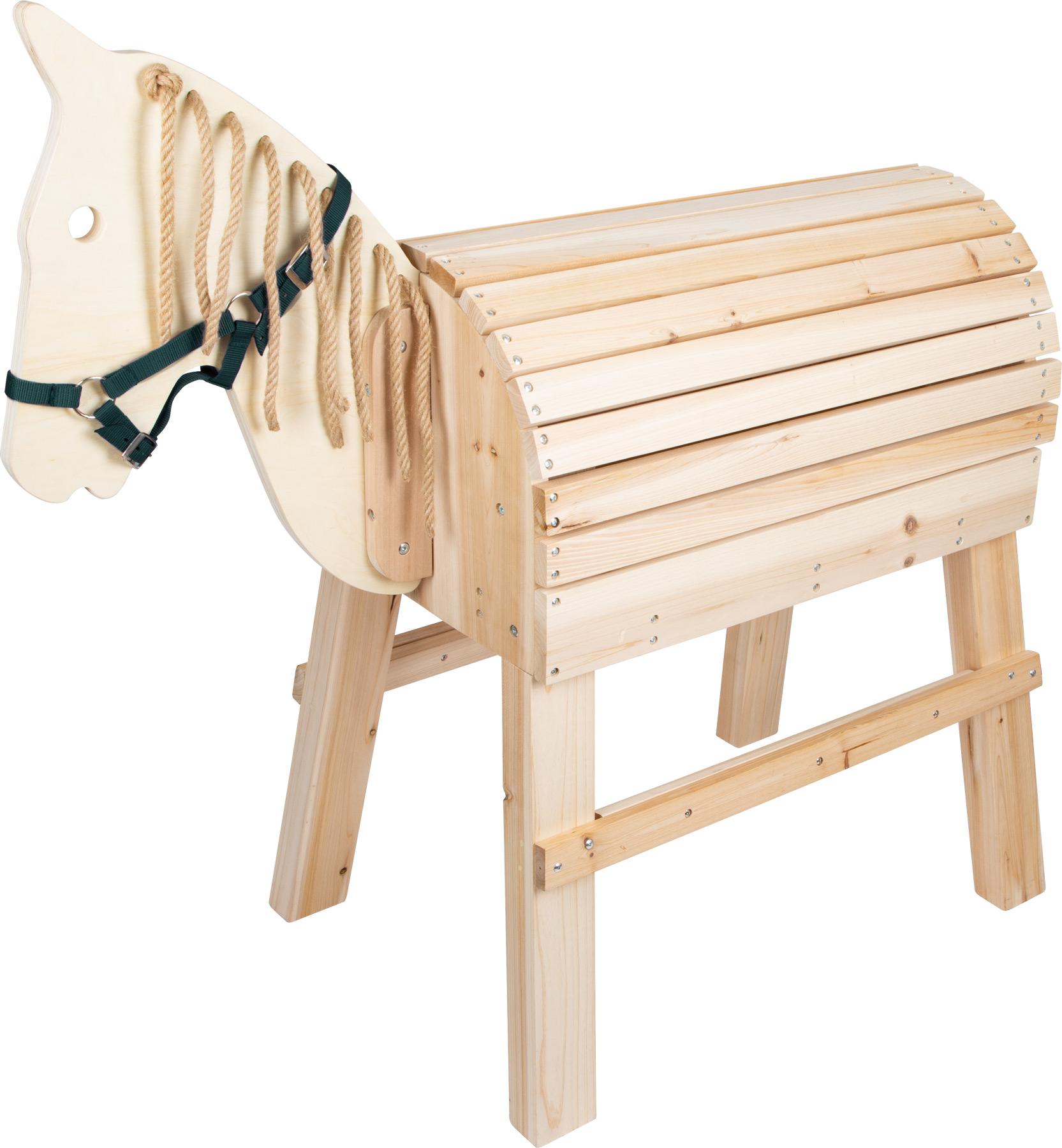 Small Foot Dřevěný kůň