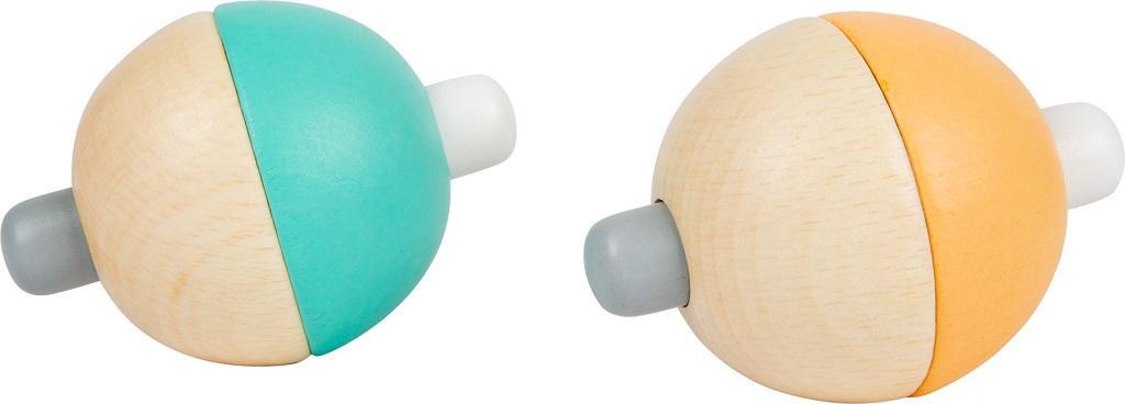 Small Foot Pískající pastelový míček 1 ks