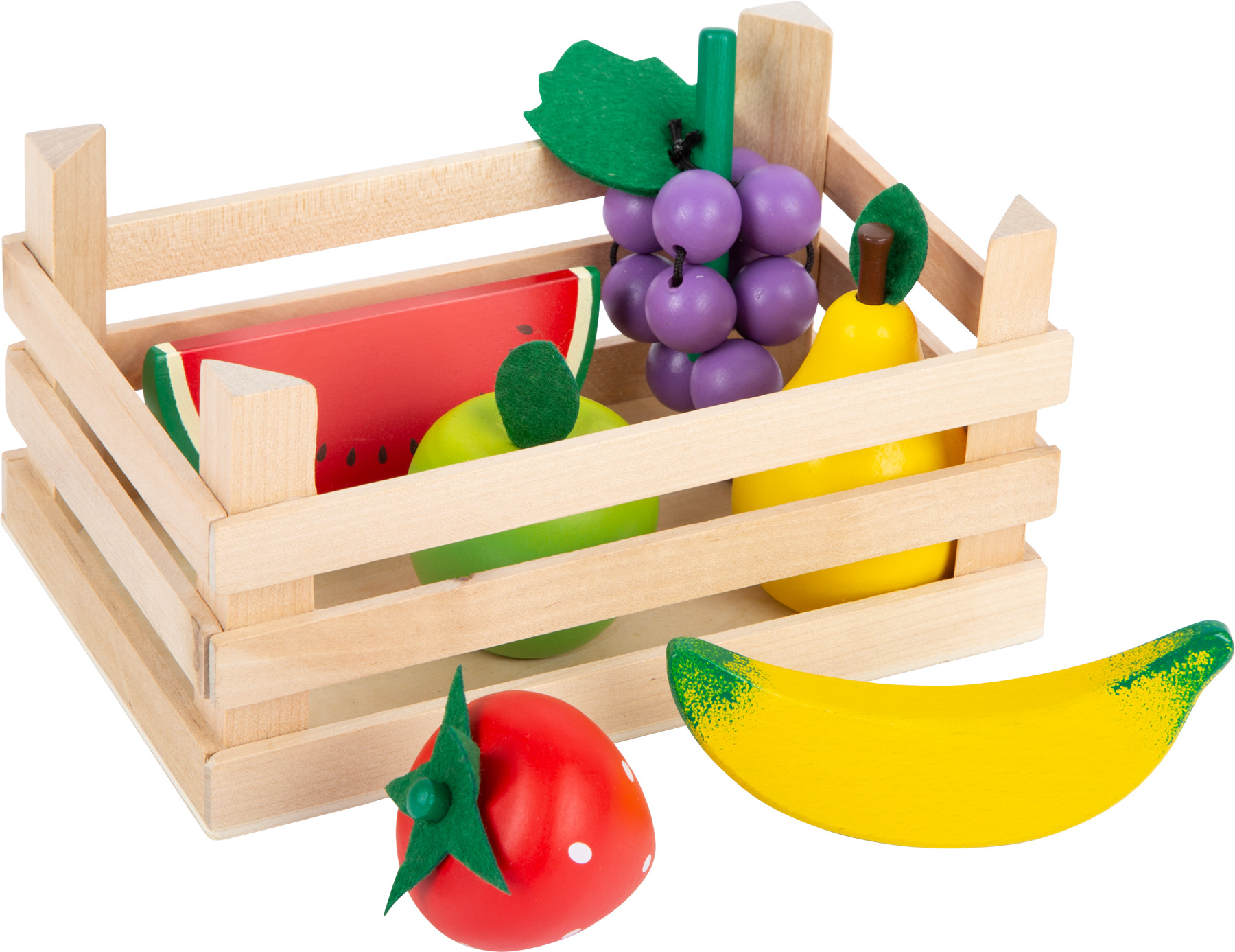 Small Foot Bedýnka s ovocem do prodejny