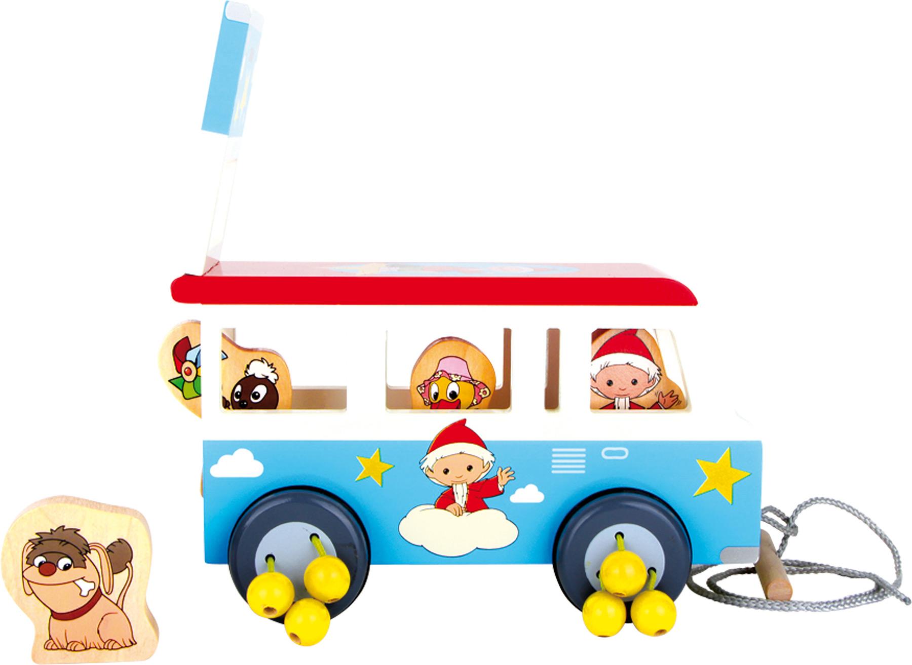 Small Foot autobus Unser Sandmännchen