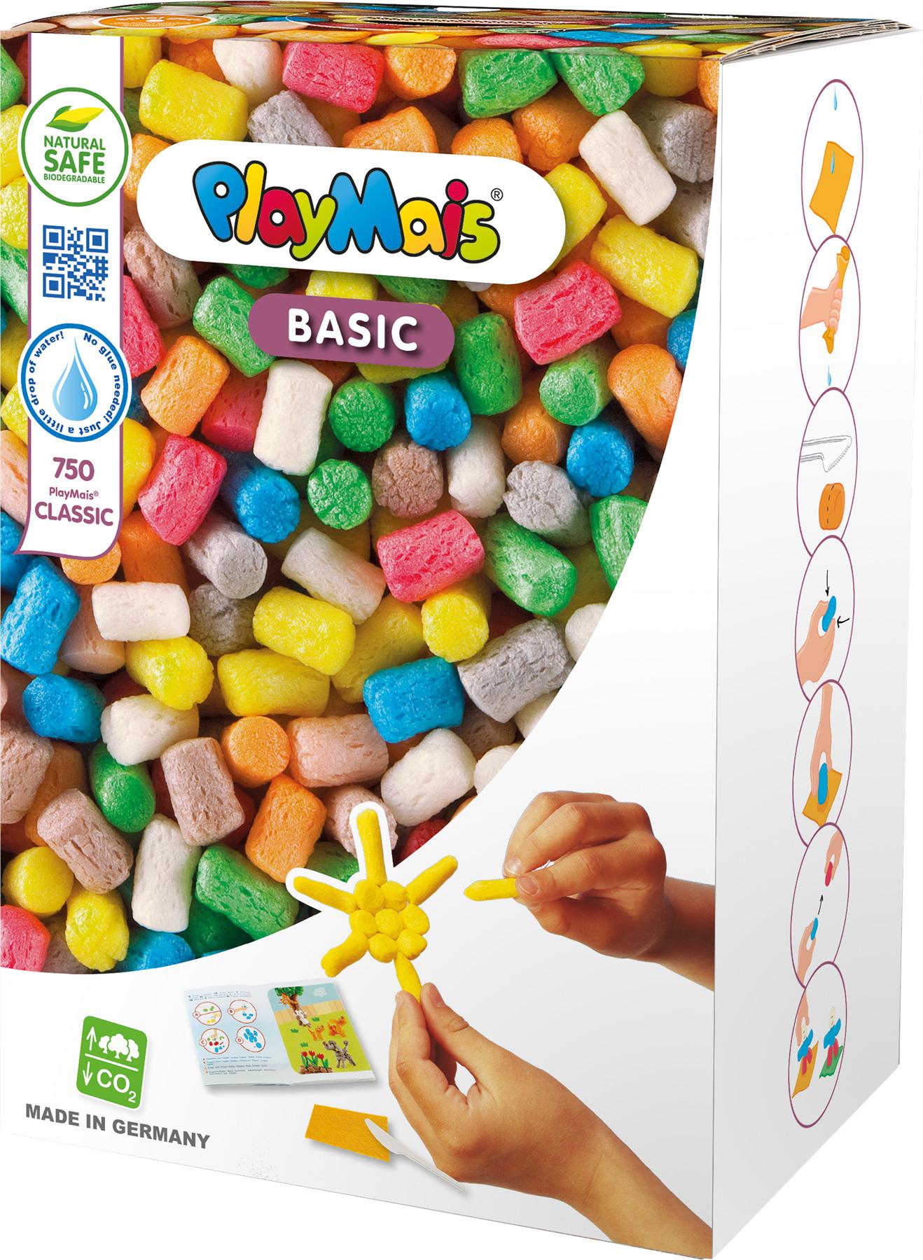 Small Foot PLAYMais® Basic velká 750 ks
