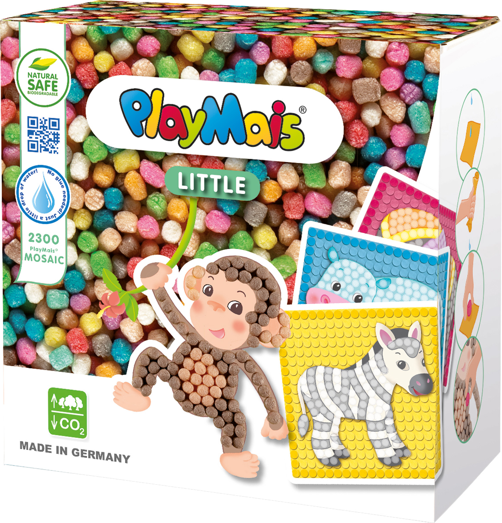 Small Foot PLAYMais® Mosaika Zoo