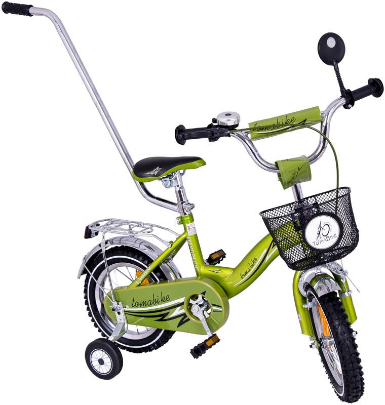 Dětské kolo 1201 Exclusive - zelené