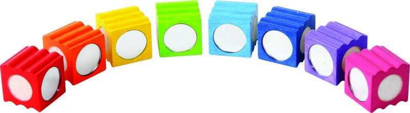 Dřevěné hračky - Dřevěné spojovací kostky