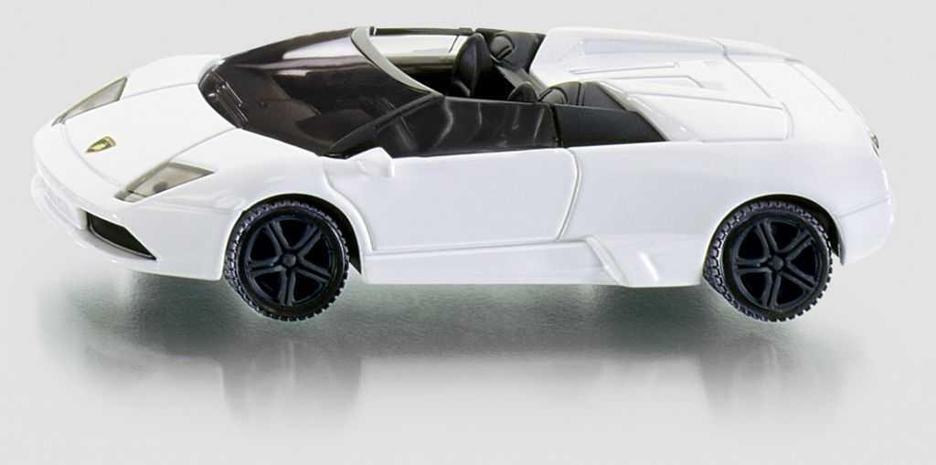 Siku Kovový model auta Lamborghini Murdiélago Roadster