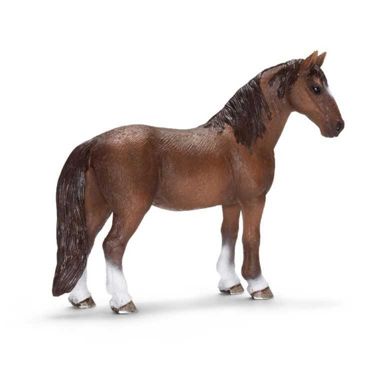 Koně Schleich - Zvířátko - kobyla koně tenesského