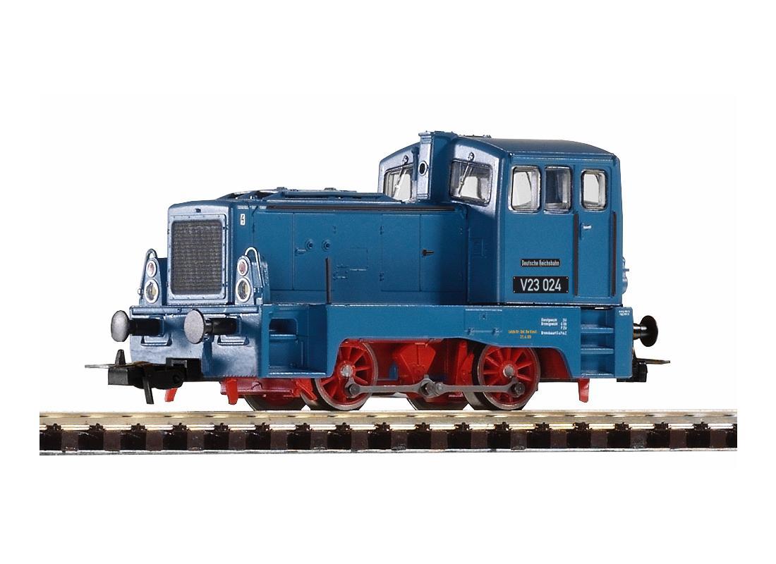 Piko Dieselová lokomotiva V 23 DR III - 52542