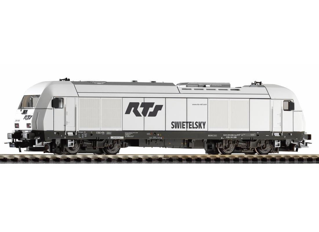 Piko Dieselová lokomotiva Herkules RTS VI - 57987