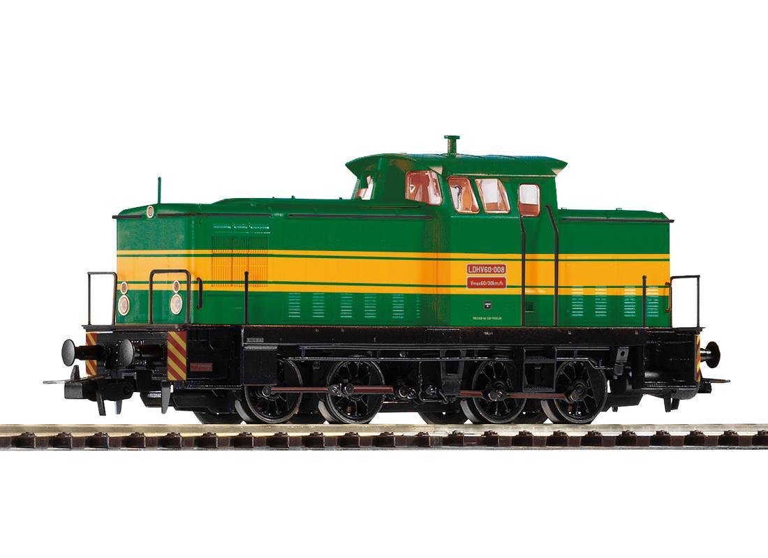 Piko Dieselová lokomotiva BR 106 CSD IV - 59433