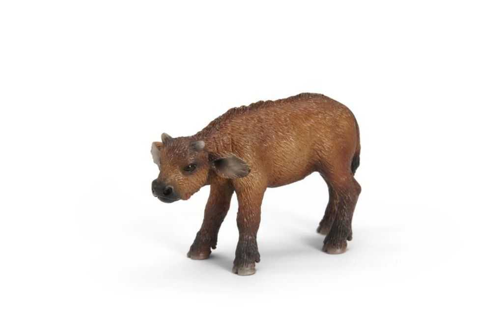 Zvířátka Schleich -  mládě afrického buvola