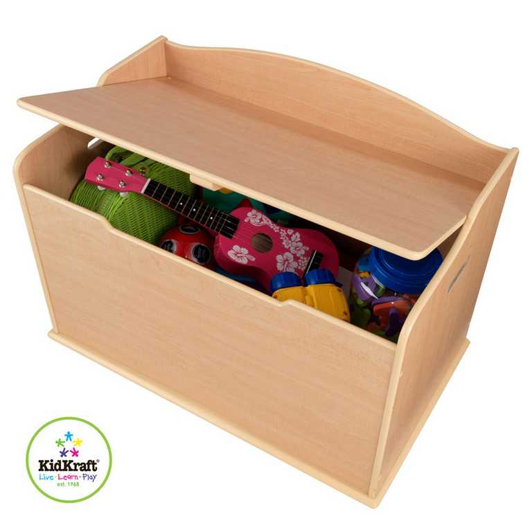 KidKraft - Box na hračky Austin - natural
