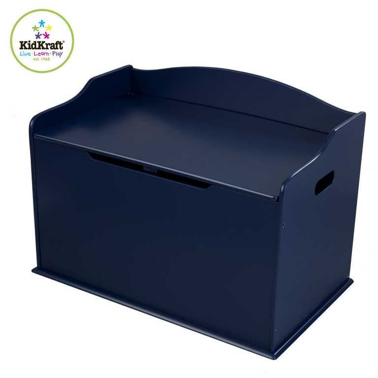KidKraft - Box na hračky Austin - modrý