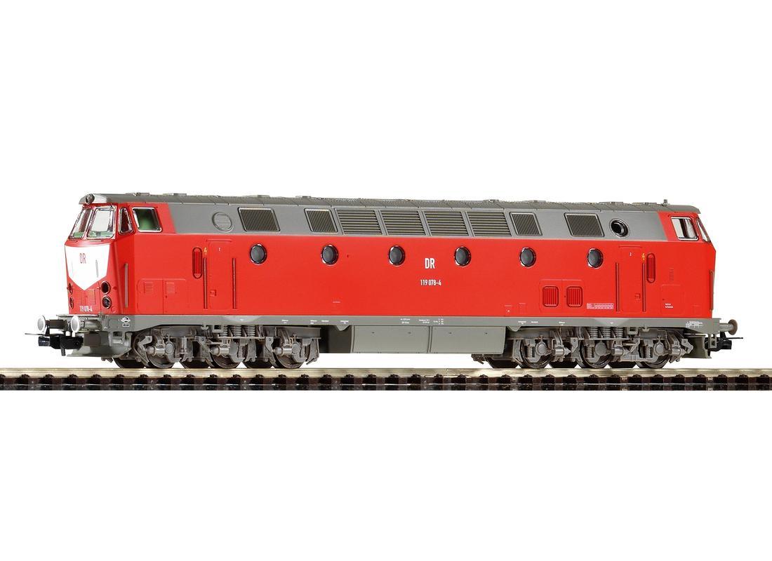 Piko Dieselová lokomotiva BR 119 Regentalbahn V - 59937