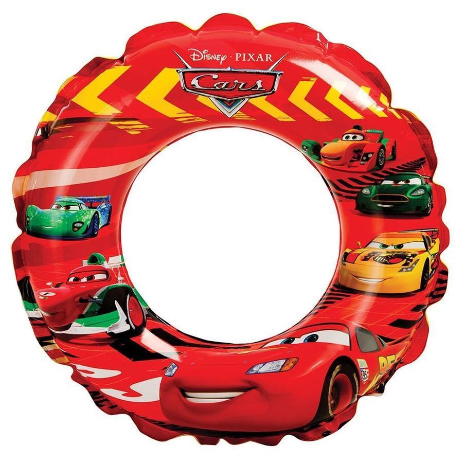 Intex Nnafukovací kruh Cars