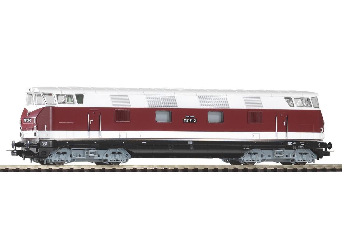 Piko Dieslová  lokomotiva BR 118 131-2 GFK  IV - 52570