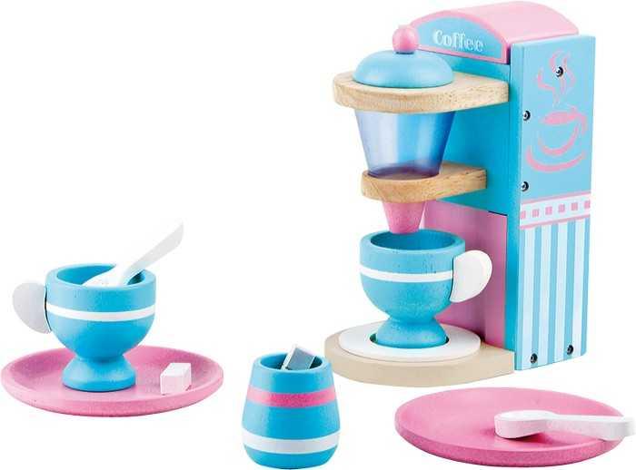 Small Foot Dřevěné hračky Kávovar