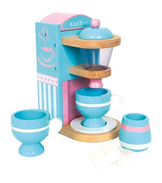 Dřevěné hračky - Kávovar