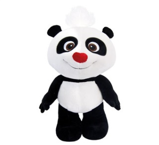Bino Plyšový Panda 15cm