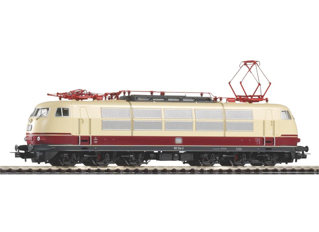 Piko Elektrická lokomotiva  BR 103 krátká verze IV - 51670