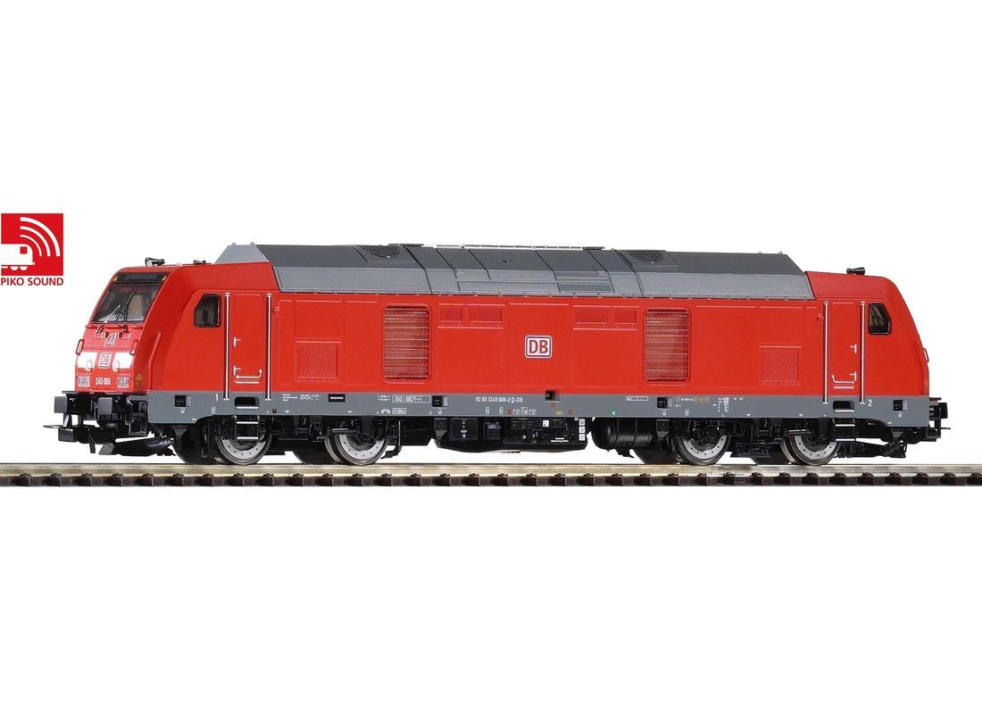 Piko Dieselová lokomotiva BR 245 se zvukovým dekodérem VI - 52512