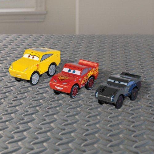 KidKraft  Disney Cars 3 - 3 závoďáci o Zlatý píst