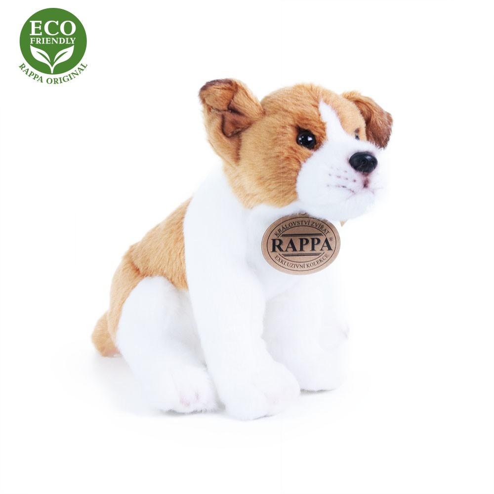 Rappa Plyšový pes 20 cm ECO-FRIENDLY 1 ks jack russell