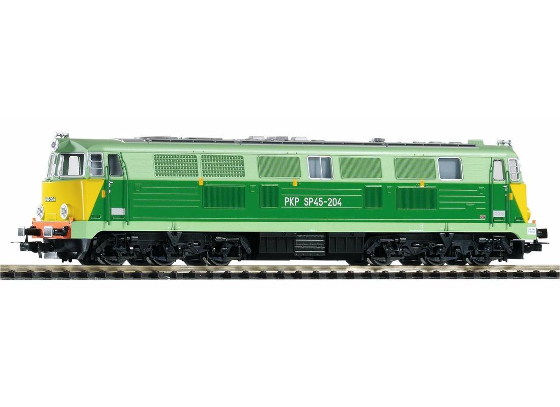 Piko Dieselová lokomotiva SP45-204 V - 96300