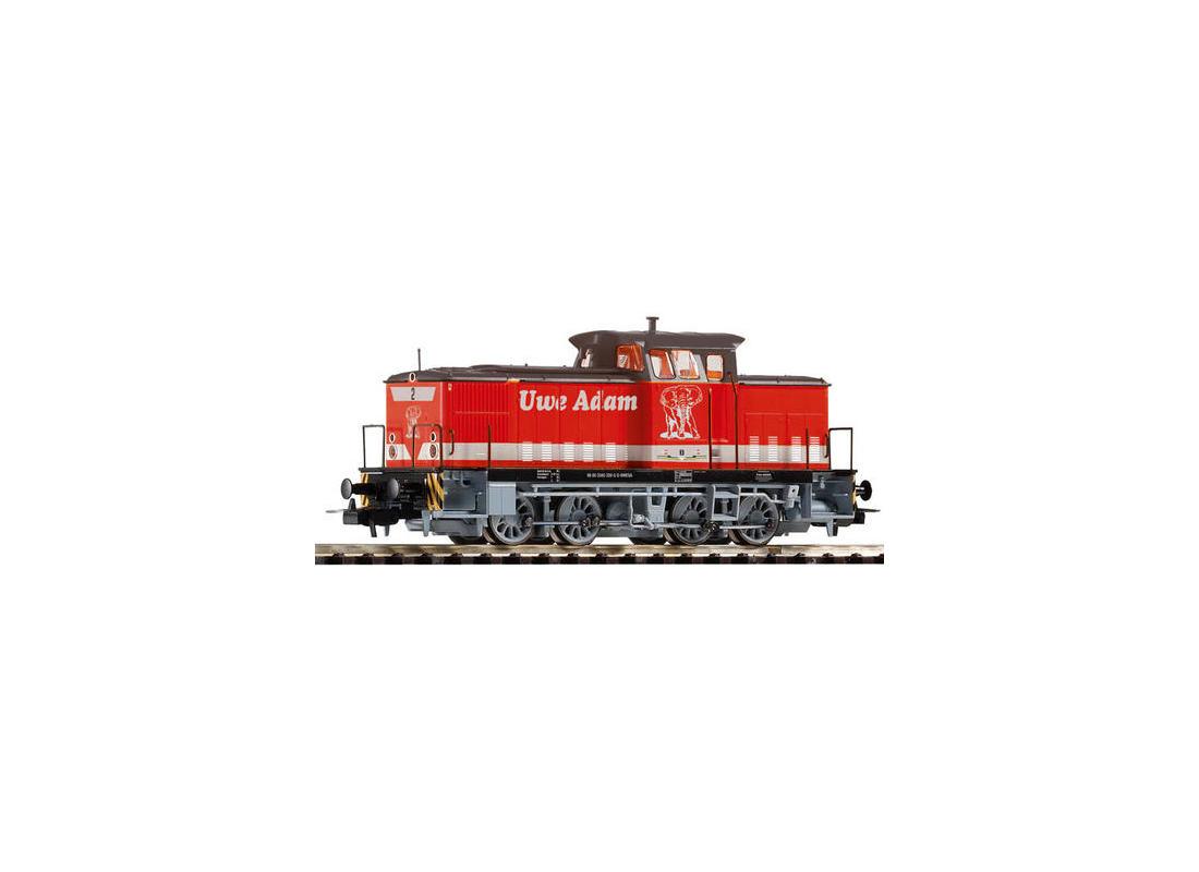 Piko Dieselová lokomotiva V 60 2 Uwe Adam VI - 59425