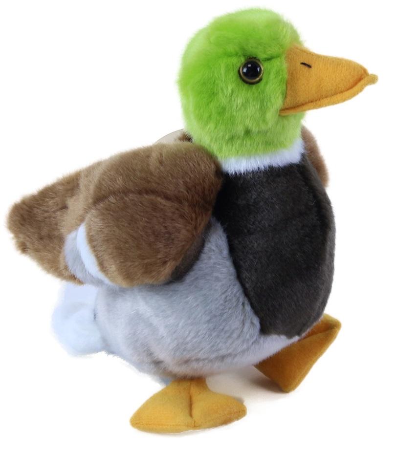 Rappa Plyšová kachna sedící 22 cm