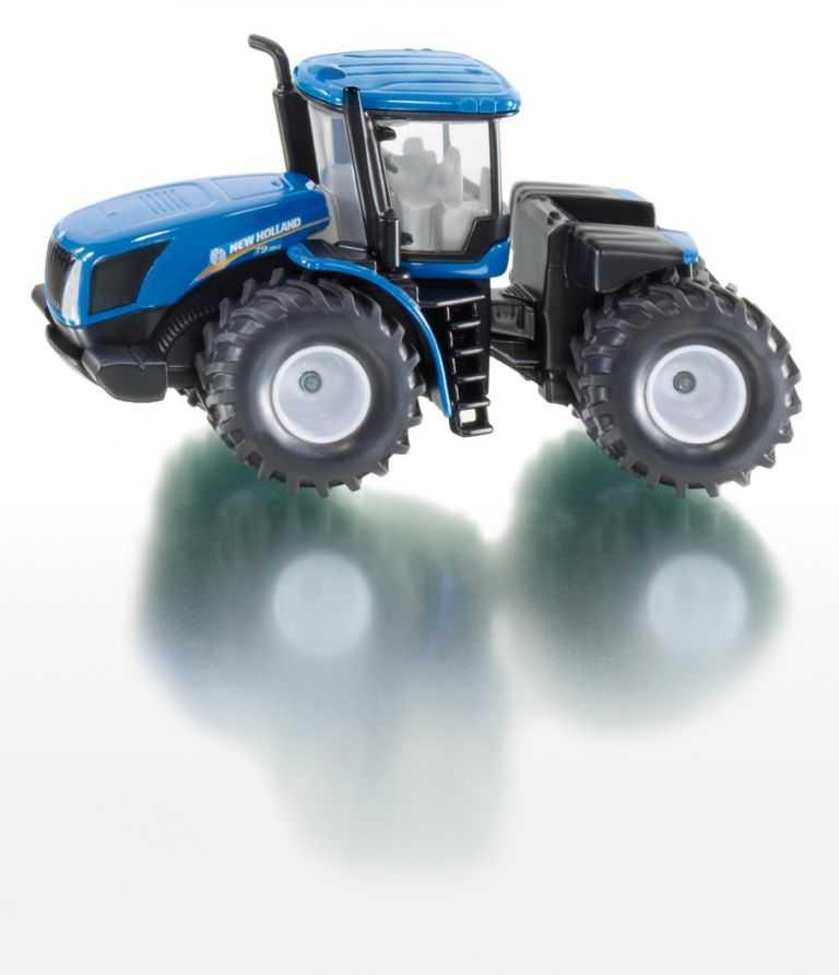 Kovový model - SIKU Farmer - traktor New Holland T9000, 1:50