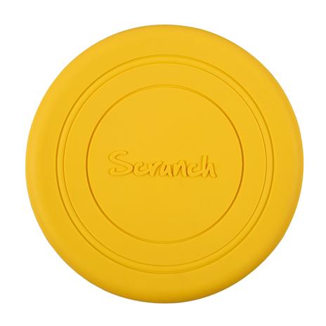 Scrunch Frisbee žluté
