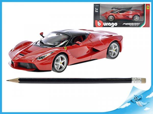 Auto Bburago 1:24 Ferrari Race & Play LaFerrari