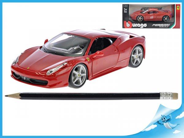 Auto Bburago 1:24 Ferrari Race & Play 458 Italia