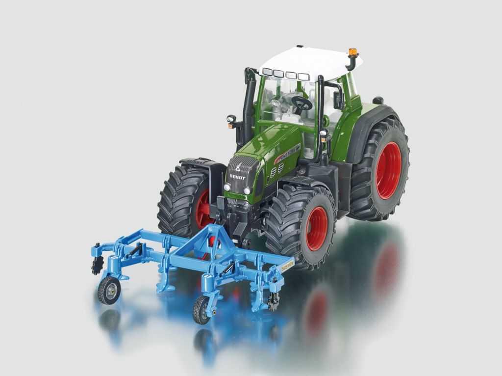 Kovový model - SIKU Farmer - Čelní brány Bremer 1:32