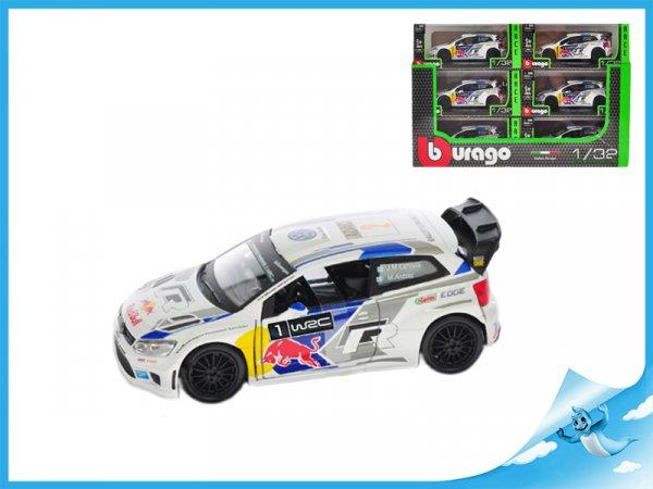 Auto Bburago 1:32 RACE 2014 VW POLO WRC Team (S. Ogier)