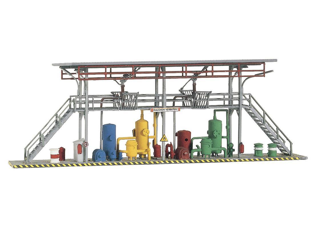 Piko Vlaková čerpací stanice na plyn - 61105