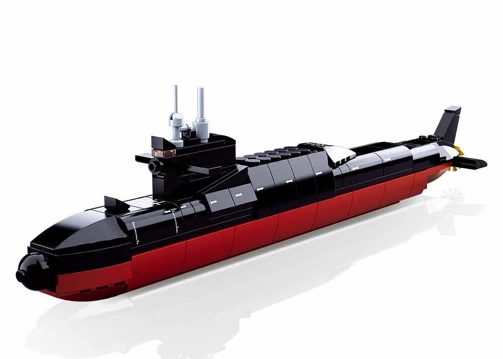 Sluban Modely M38-B0698 Ponorka