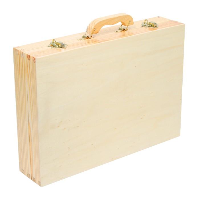 Small Foot  Kufřík dřevěné nářadí Deluxe