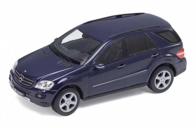 Welly - Mercedes -Benz ML350 1:24 modrý