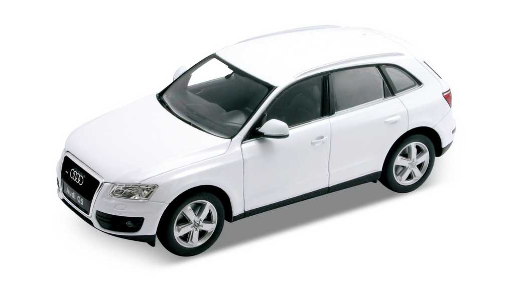 Welly - Audi Q5 1:24 bilé