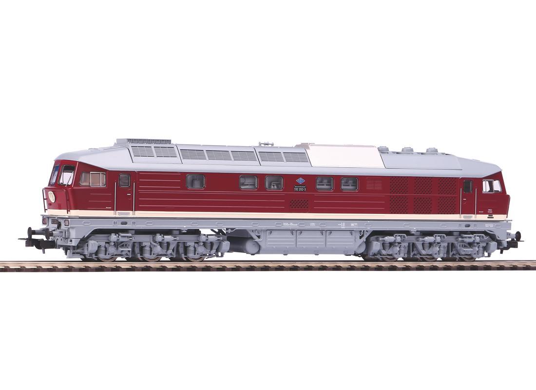 Piko Dieslová  lokomotiva BR 132 202-3  IV - 52760