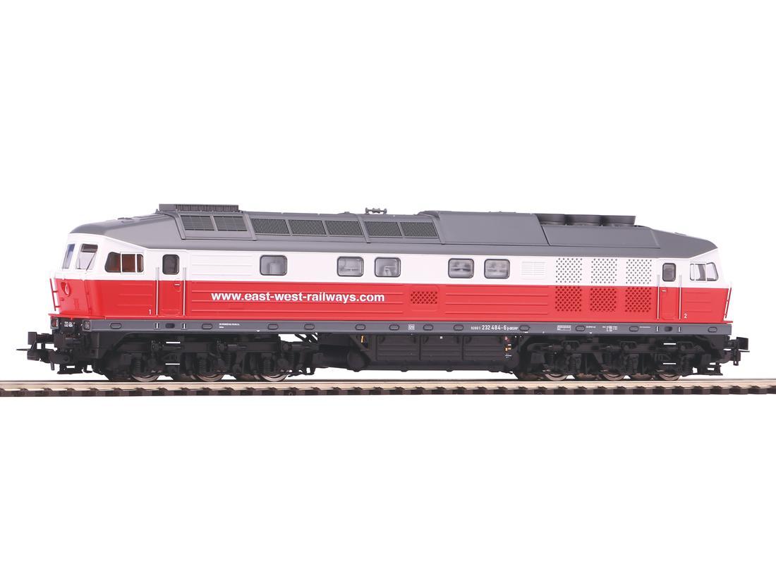 Piko Dieselová lokomotiva  BR 232 484-6 SRP VI - 52764