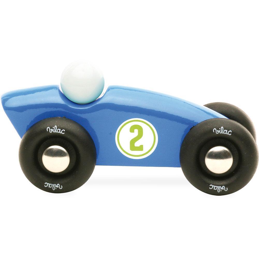 Vilac Závodní auto GM modré
