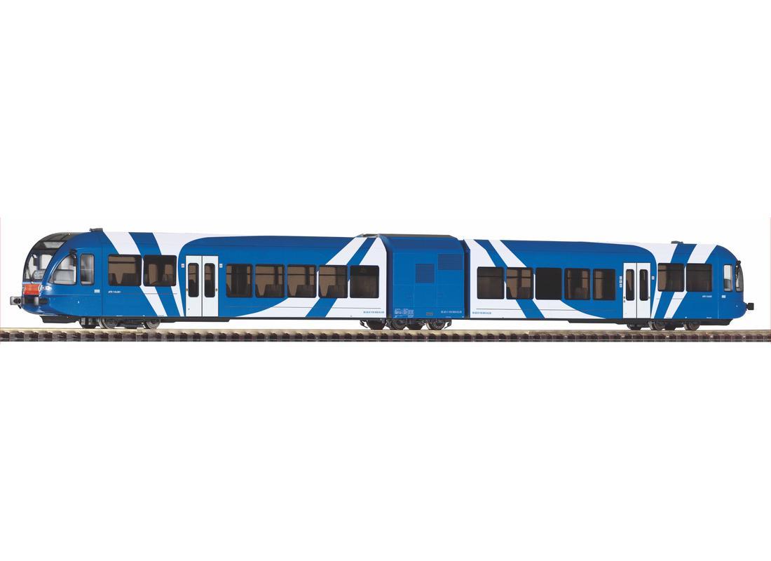 Piko Dieselový vlak G TW 2/6 Stadler ATR 116.001 Sistemi Territoriali VI - 97733