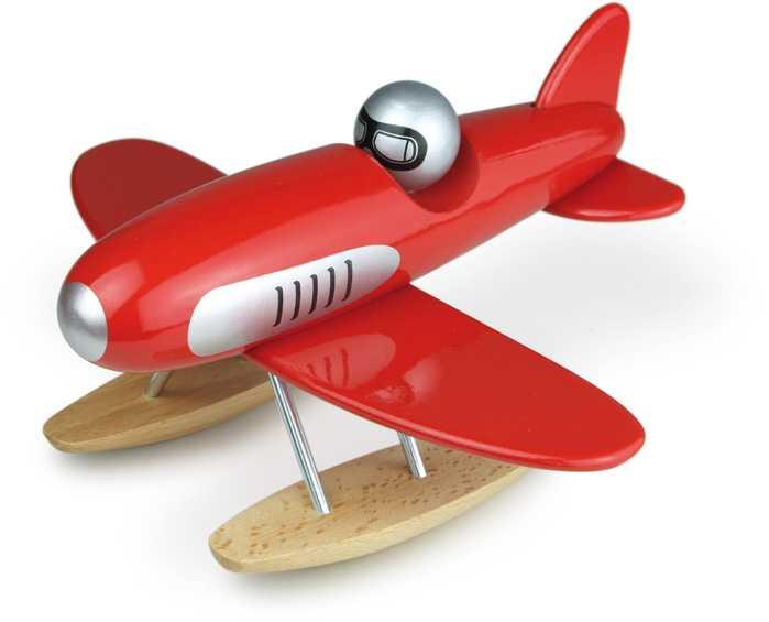Vilac dřevěné letadlo - Hydroplán