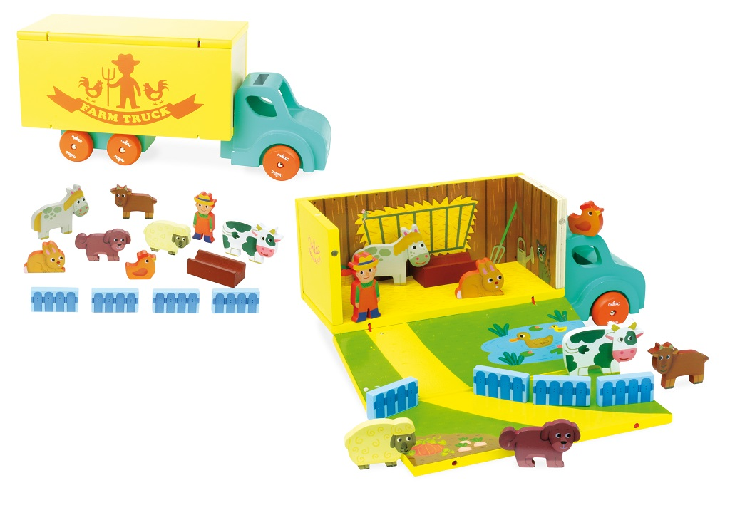 Vilac Pojízdná farma