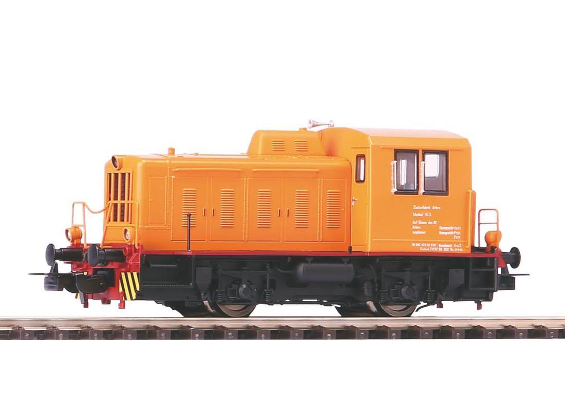 Piko Dieselová lokomotiva  TGK2 se zvukovým dekodérem IV - 52742